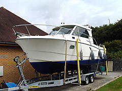 CASTANET, BENETEAU ANTARES 7.60 boat for sale