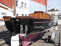 DORA, MEVAGISSEY TOSHER 20 boat for sale