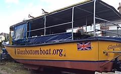 GLASS BOTTOM BOAT, PROCHARTER OFFSHORE 105 boat for sale