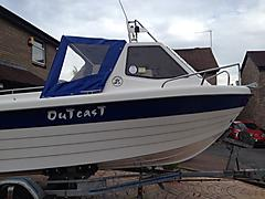 OUTCAST, WARRIOR 175 WARRIOR boat for sale