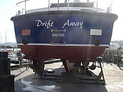 DRIFT AWAY, AQUASTAR  TWIN SCREW boat for sale