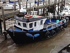 EMMA LOUISE, HULL STEEL CRAFT boat for sale