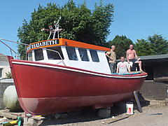 JULIE ELIZABETH, EX SHIPS LIFEBOAT boat for sale
