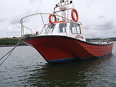 TIDE FLOW, OFFSHORE 27 boat for sale