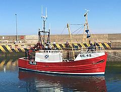 FRANCHISE UL45, GERRARDS ARBROATH boat for sale