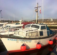 KNIGHT OF STROMNESS, VERSATILITY 25 boat for sale
