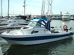 FIRE FLY, REEFRUNNER 245 boat for sale