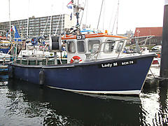 LADY M, NAPIER 30 boat for sale