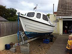 ORKNEY , FASTLINER  boat for sale