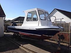 UNNAMED, PILOT 590/WILSON FLYER boat for sale