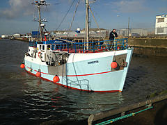 ANNETTE GY 5, DANISH NETTER POTTER  boat for sale