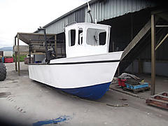 JOSHUA, ALUMINIUM boat for sale