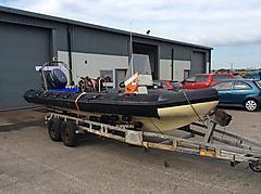 RIP, OSPREY boat for sale