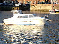 PERKY, NORMAN CRUISER boat for sale