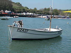 FRANCES ROSE, PLYMOUTH PILOT boat for sale