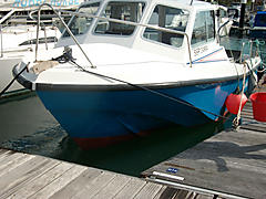 JACK SEAWARD, OFFSHORE 105  25FT boat for sale