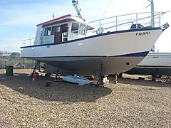 FRODO, BRUCE ROBERTS PCF 40 boat for sale
