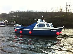 BLUE SEA, ORKNEY FASTLINER 19 boat for sale