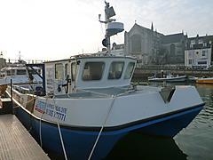 OFFSHORE REBEL IV, SOUTH BOATS CAT boat for sale