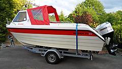 SORCERER, WARRIOR 175 boat for sale