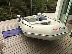 HONWAVE 2.4 AIR FLOOR , HONWAVE 2.4  boat for sale