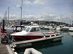 ENTERPRISE, OFFSHORE ULTRA 25 boat for sale