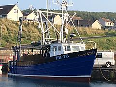 RADIANT STAR FR 73, STEEL / TRAWLER /SCALLOPE boat for sale