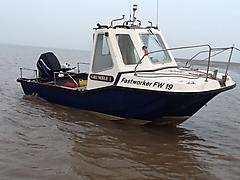 GRUMBLE 1, FAST WORKER FW19 boat for sale
