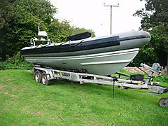 PACIFIC 22 RIB, PACIFIC 22 RIB boat for sale
