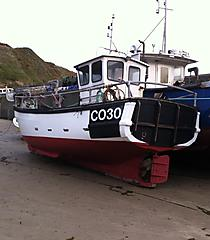 COLLEEN, TREEVE DS 25 boat for sale