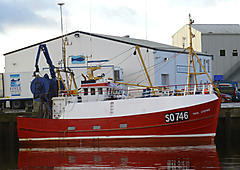 PAUL STEPHEN, TIMBER TRAWLER boat for sale