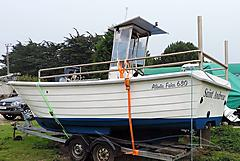 SAINT ANDREW, ATLANTIC FISHER boat for sale