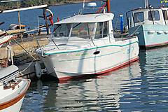 MAR, OCQUETEAU SPORTS FISHER boat for sale