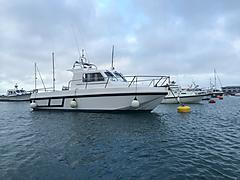 WHITE  OSPREY , CYGNUS TORNADO 28 boat for sale