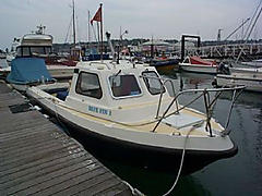 BLUE FIN, MARINE INSTALLATIONS 25 boat for sale