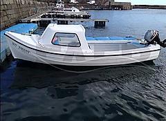 BOY JORDAN, ORKNEY LONGLINER 16 boat for sale