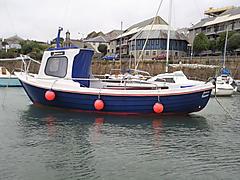 JESSICA, DELL QUAY 19 boat for sale