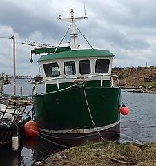 BRANWEN, STRADCLYDE DESIGN SK38 boat for sale