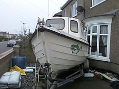 UNNAMED, ORKNEY boat for sale