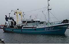 EBEN HAEZER GY57, TWIN RIG TRAWLER HOLLAND boat for sale