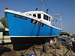 SAND JULIE, HALMATIC boat for sale