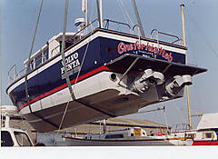 ONE FOR HIS NOB, CLARKS PORTLAND 12 boat for sale