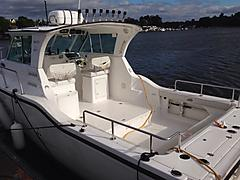WAHOO, BAHA CRUISER 286SF boat for sale
