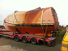 EX OFFSHORE LIFEBOAT, WATERCRAFT boat for sale