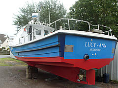 LUCY-ANN, OFFSHORE 32 boat for sale