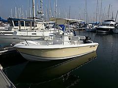 FLIPPER, SEA PRO 196 CC boat for sale