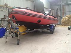 QUICKSILVER, QUICKSILVER 430 boat for sale