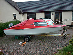 RED SKYE, STEVECRAFT MICROPLUS boat for sale
