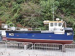 HURST TRADER, BLYTH CAT boat for sale