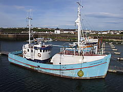 ENTERPRISE, DANISH EX-FISHING BOAT boat for sale